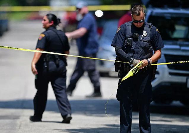 加州警察(资料图片)