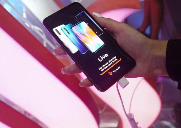 越南智能手机Vsmart十月初进入俄罗斯