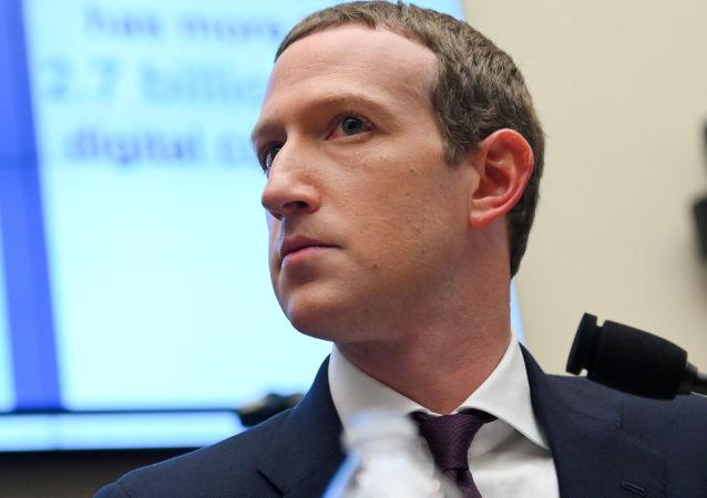 Facebook创始人马克•扎克伯格