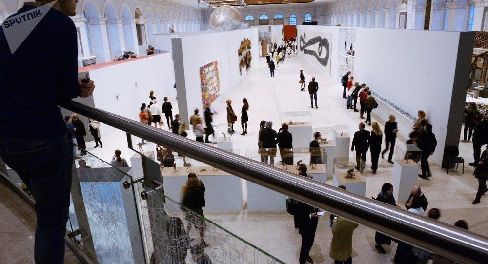 中国艺术家的作品将在第八届莫斯科当代艺术双年展上展出
