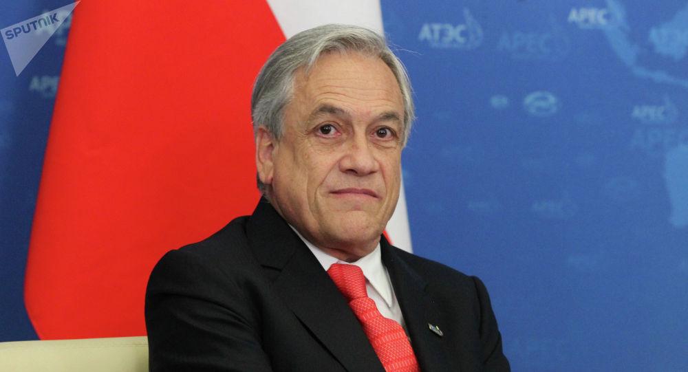智利总统祝贺拉索在厄瓜多尔总统选举中胜出