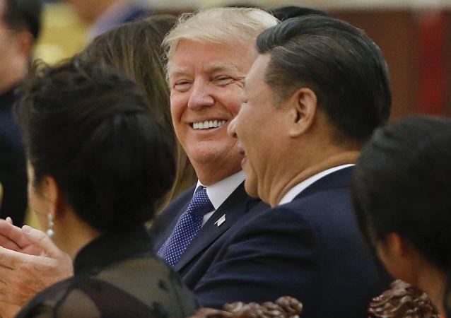 有关美国总统的新书:特朗普称习近平是一个不可思议的人