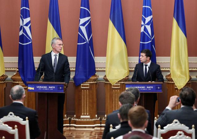 乌克兰政治家认为加入北约将摧毁这个国家