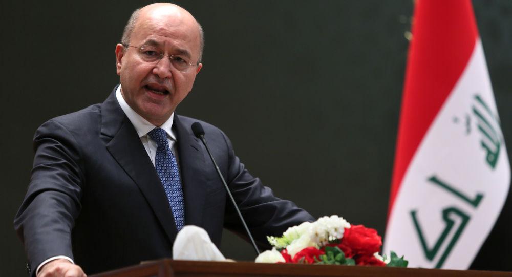 伊拉克总统萨利赫