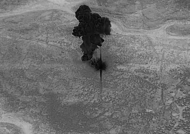 美军高官:美国知道巴格达迪的继任者并将追捕他