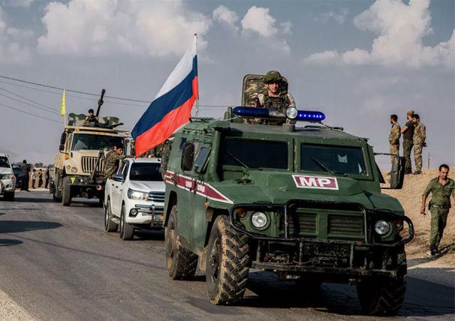 俄将军:俄军帮助叙军和特种部队恢复了战斗力