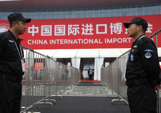 俄驻华商务代表处预计俄方将参加上海进博会