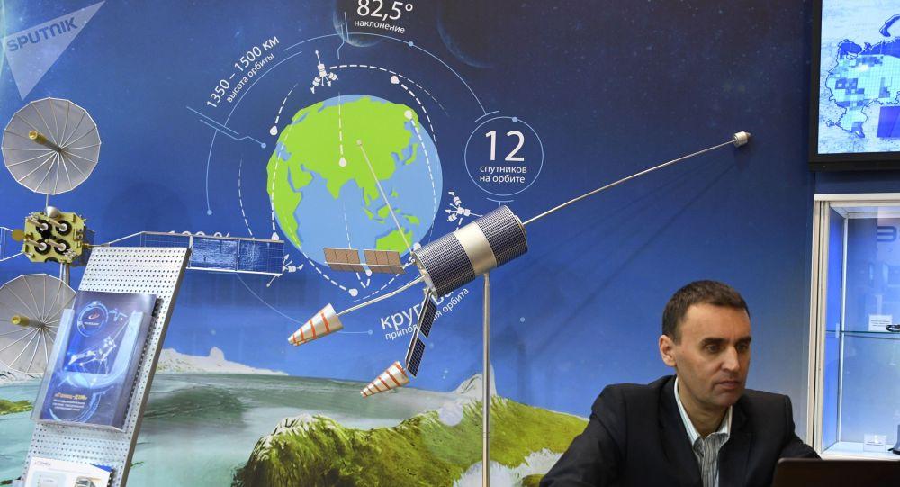 俄专家指出卫星通信的优点