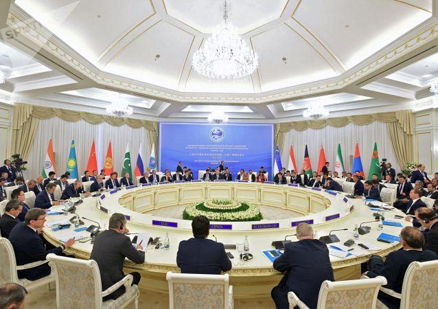 上合组织成员国通过新版至2035年多边经贸合作纲要