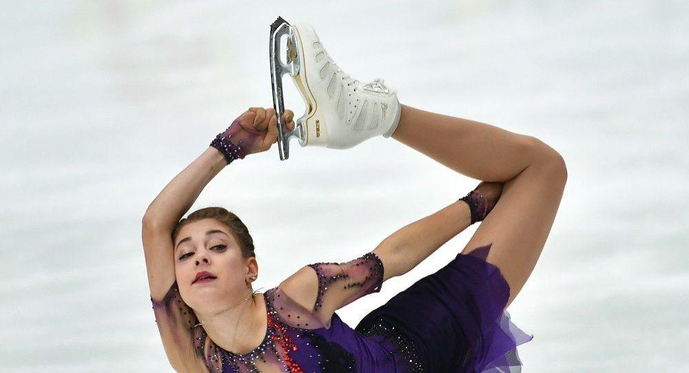 俄罗斯花滑选手阿廖娜·科斯托尔娜娅