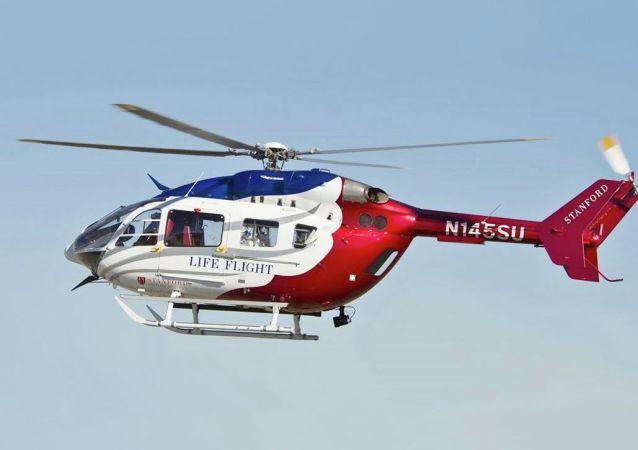 H145直升机