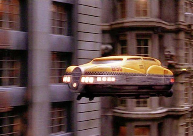 腾讯公司推出飞行出租车概念