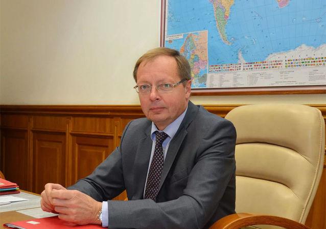俄罗斯驻英国大使克林