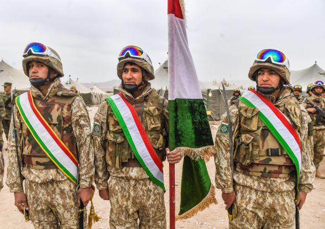 塔吉克斯坦军人