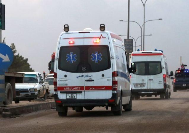 约旦救护车