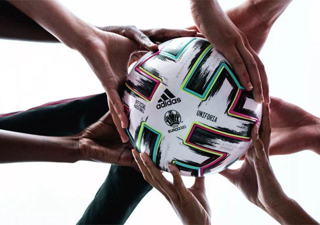 2020欧洲杯官方用球发布