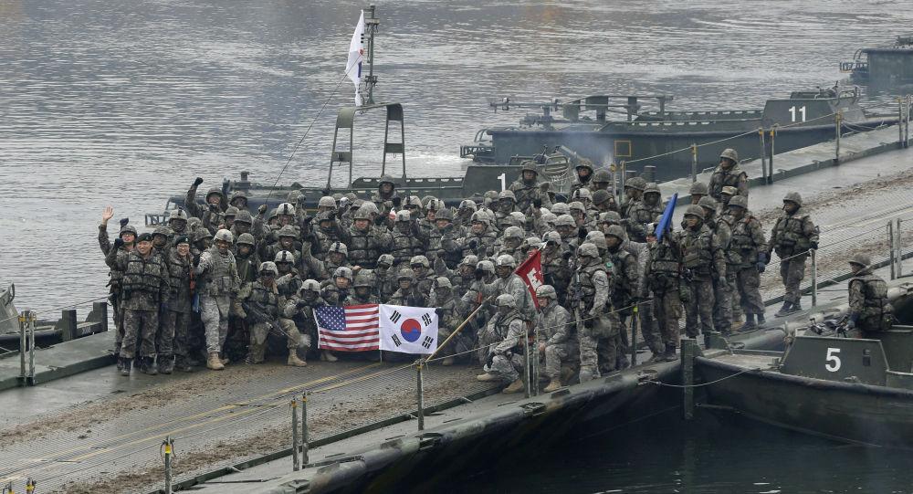 美国国务院:美韩达成防卫费分担特别协定有利于加强盟国之间的协防态势