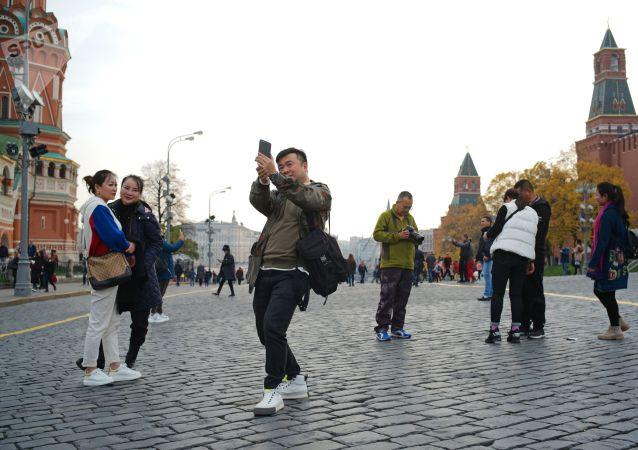 """莫斯科市旅游委举办中国留学生""""莫斯科一分钟""""Vlog短视频大赛"""
