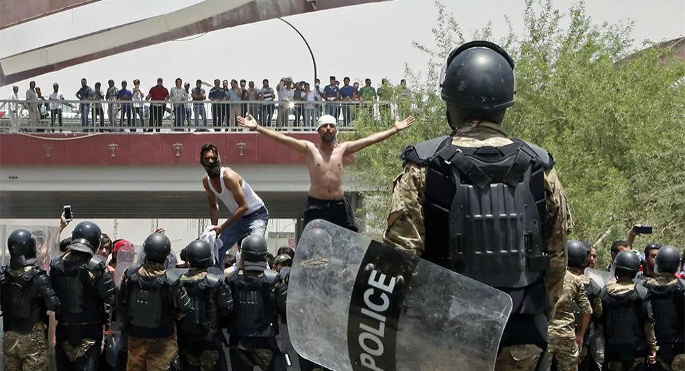 联合国安理会呼吁伊拉克政府调查对示威者使用暴力的情况