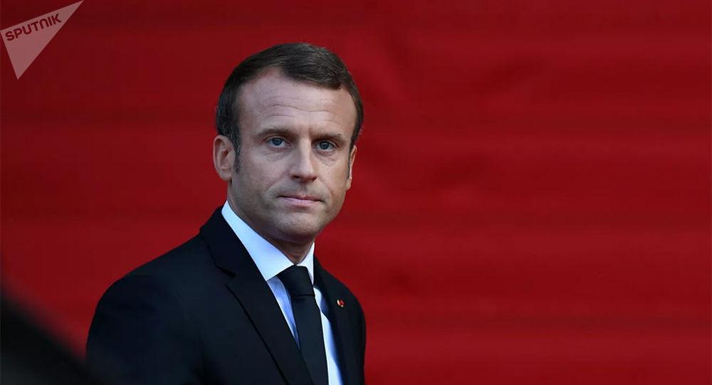 法国总统马克龙
