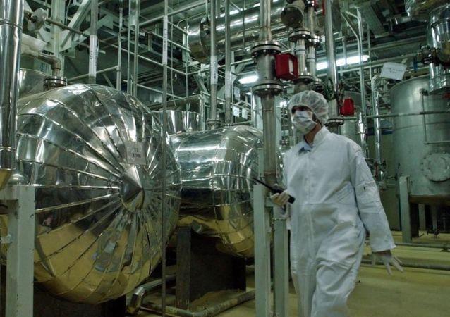 伊朗过去一年在核能领域取得122项成就