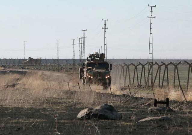 俄土联合巡逻