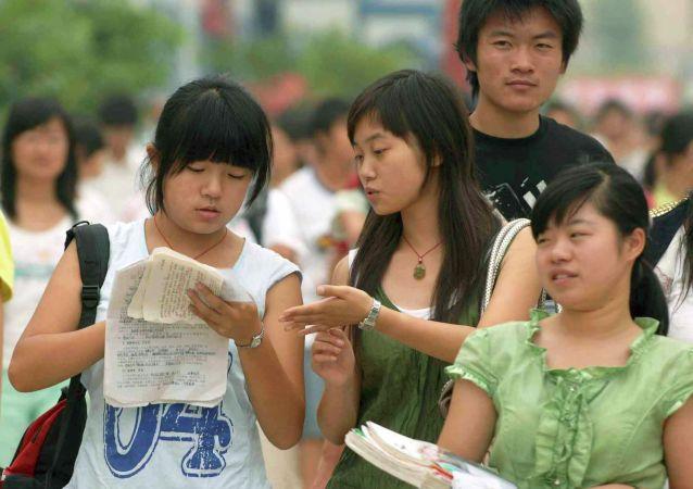 中国教育部拟要求中小学不得公开学生个人考试成绩和名次