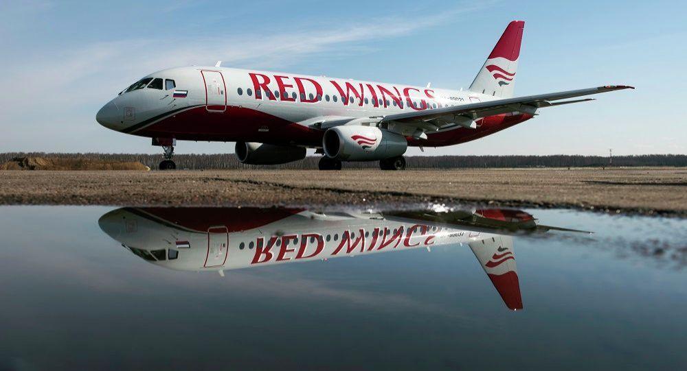 红翼航空将从茹科夫斯基国际机场飞中国和意大利