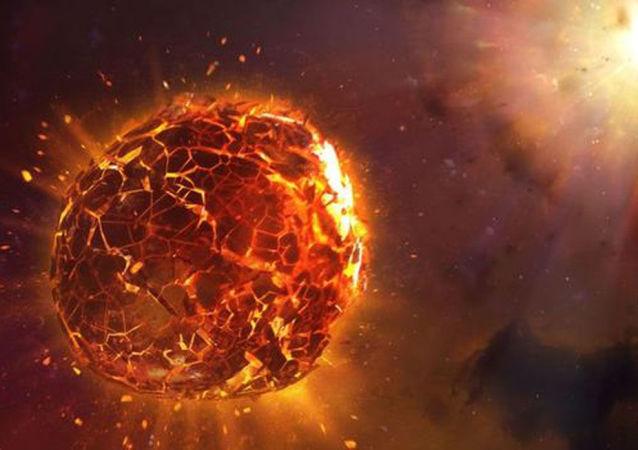 天文学家发现一颗巨大行星 一年仅有18小时