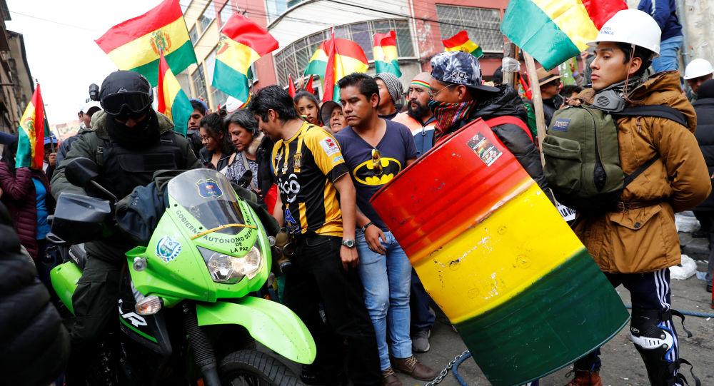 美洲国家组织:玻利维亚抗议活动导致至少23人死亡 715人受伤