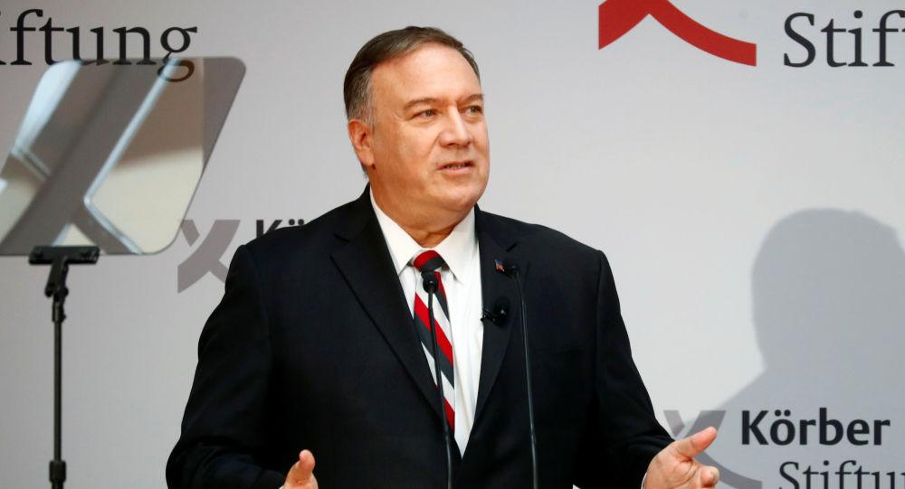 美国务卿称来自俄罗斯的主要威胁与网络安全有关