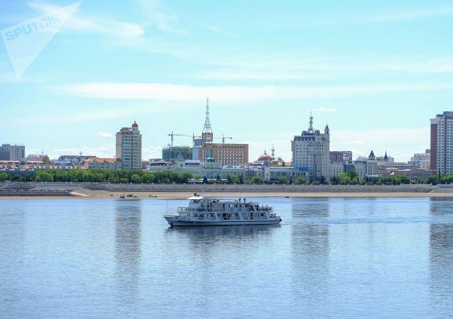 黑河市政府:黑河—布拉戈维申斯克旅检口岸绿色走廊累计开放8次