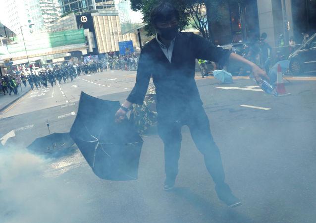 香港70岁老人被砖砸中身亡 警方改列谋杀案处理