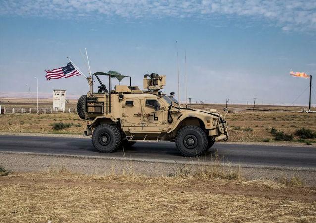 俄外长:美国打算在叙利亚建准国家