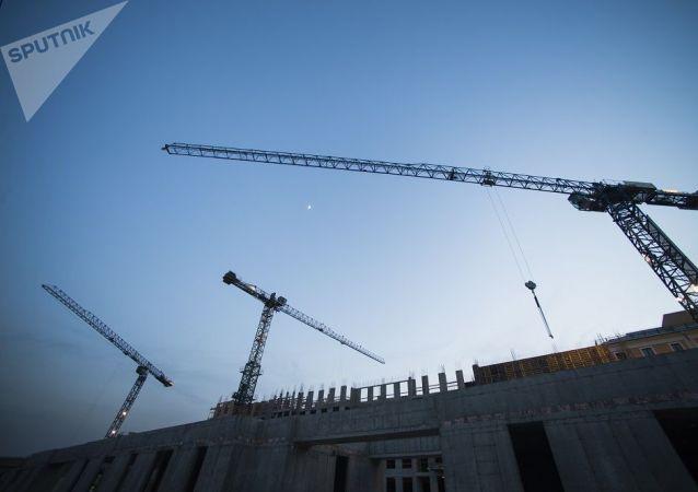 莫斯科市长:政府8年间已投资3000亿卢布用于开发新莫斯科