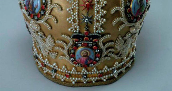 阿列克谢大主教的教冠