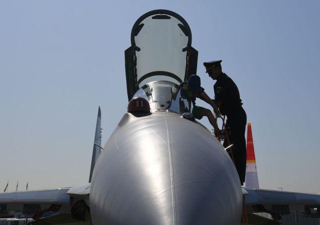 俄军事技术合作局不排除中国或再采购一批苏-35