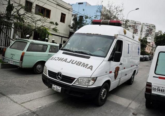 秘鲁救护车