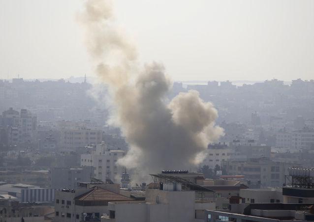 以色列关闭加沙地带沿海捕鱼区以回应发起的袭击