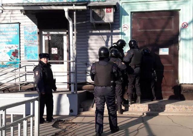 法院拘留布拉戈维申斯克枪击案涉案私营保安公司总经理 为期两个月