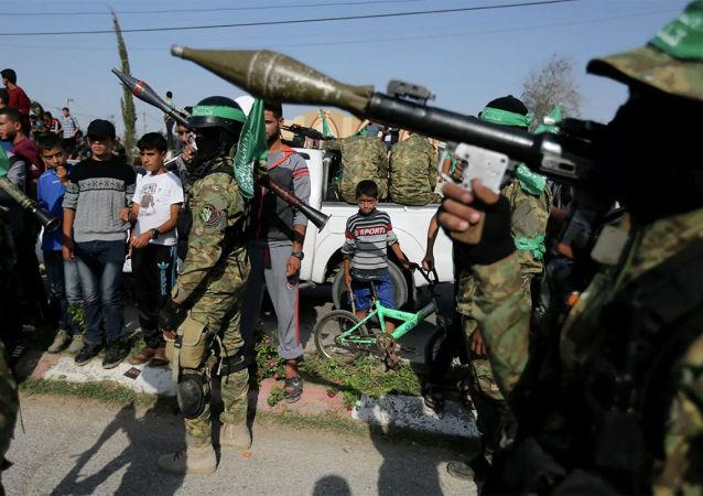 哈马斯卡萨姆旅称袭击以色列一化工厂
