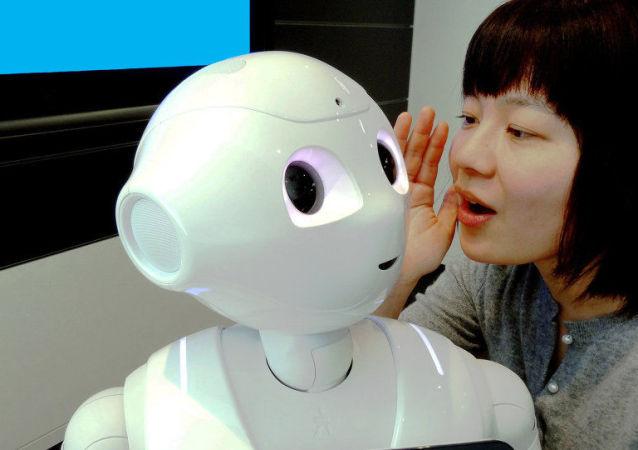俄媒:中国将建机器人护理大军照顾老人
