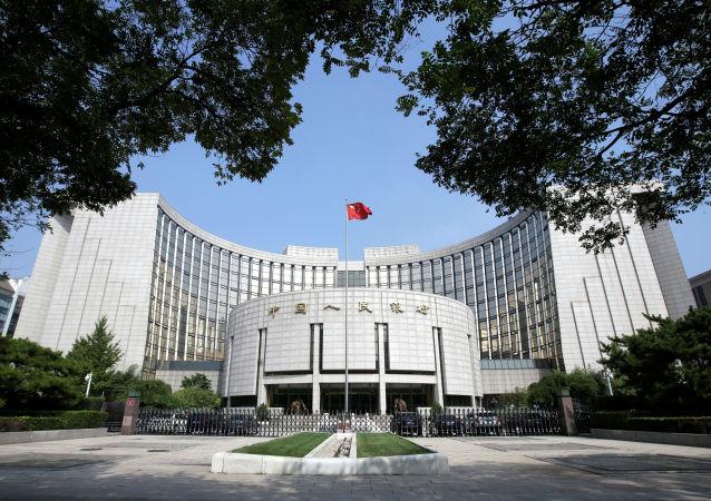 中国央行在香港发行100亿元票据