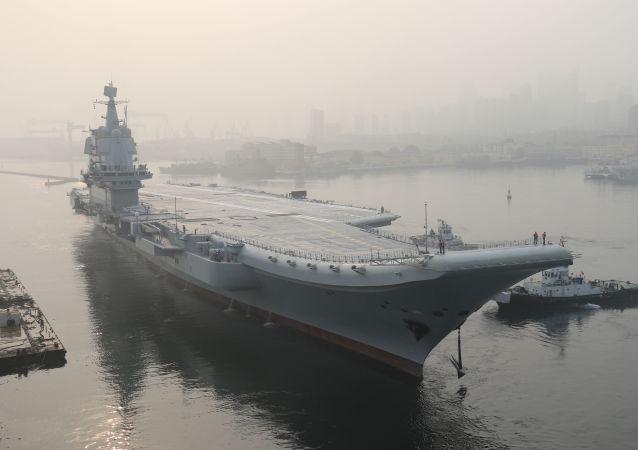 外媒:中国将能快于美国弥补海战损失