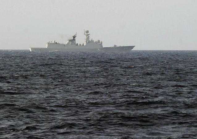 中国海军舰艇