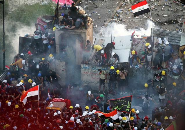 德黑兰骚乱