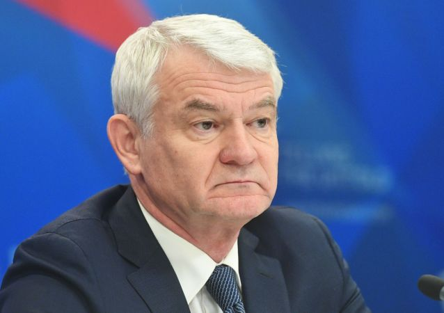 俄卫生部国际合作与公共关系局局长谢尔盖∙穆拉维约夫