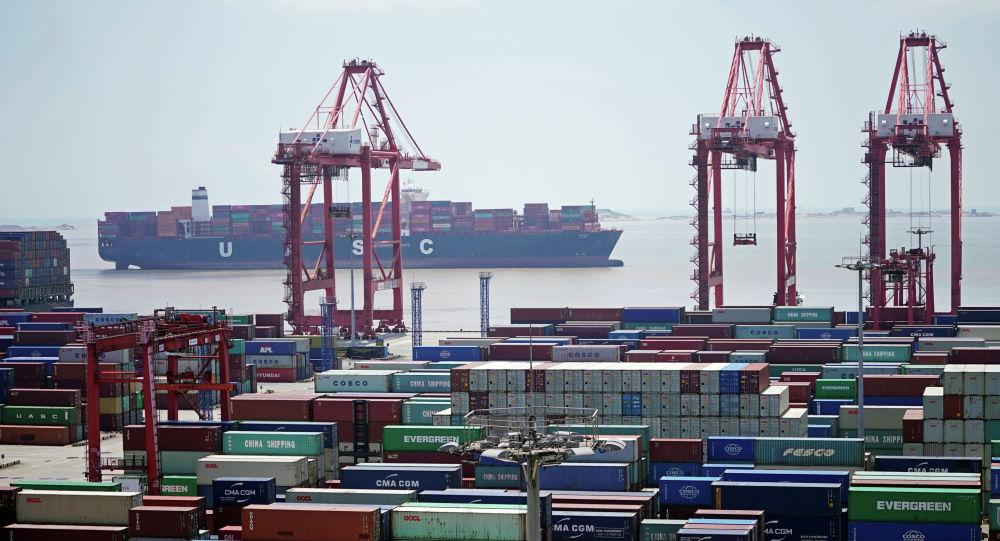 俄海关局:1-10月俄中贸易额同比增长0.9% 达892亿美元