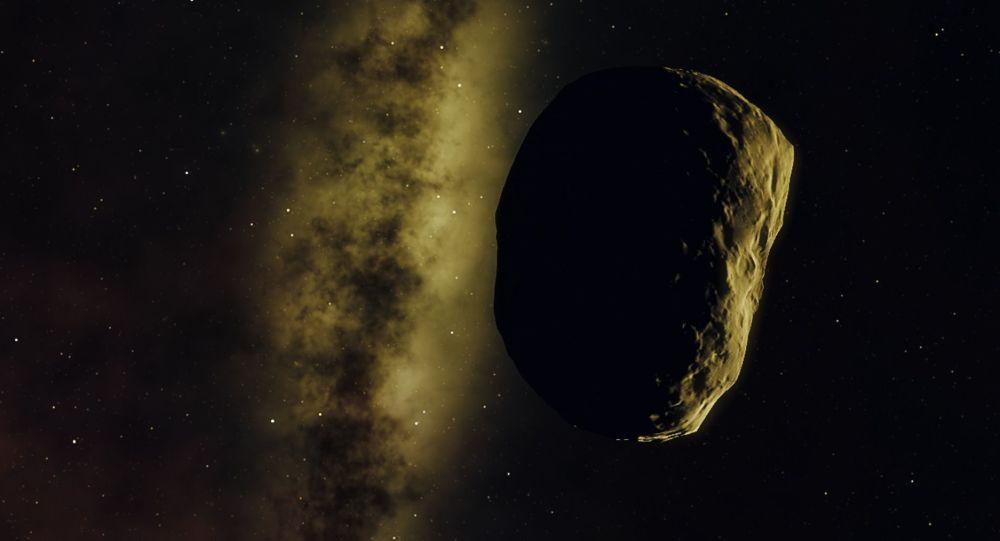 对于地球危险的小行星神秘行为原因被揭开