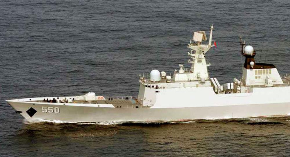 潍坊号导弹护卫舰